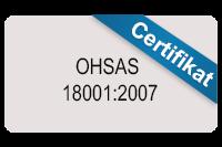 OHSAS 18001:2007 – Systematiskt arbetsmiljöarbete