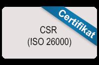 CSR-certifiering