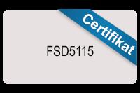 FSD 5115 – certifikat för mjuklödning