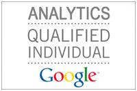 Google Analytics-certifikat