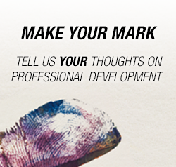 Make Your Mark - Participate in the survey