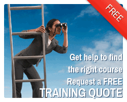 Ask our courses advisors - free help and quotes for training from our experts