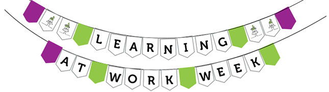 Learning at Work Week Banner
