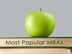 Most Popular MBAs