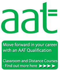 Get your AAT Qualification