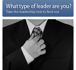 Take the Leadership Test!