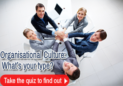Organisational Culture Quiz