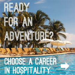 Read our hospitality career guide!