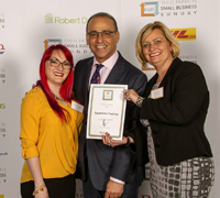 SquareOne Training meets Theo Paphitis