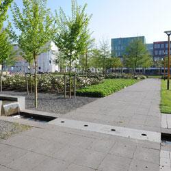 Tuin en landschapsinriching hogeschool van hall larenstein for Opleiding tuin