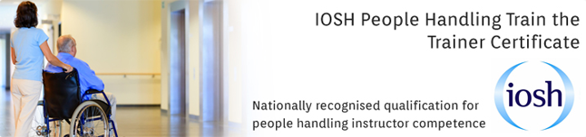 IOSH People Handling: Train the Trainer: 4-Day In-House Programme