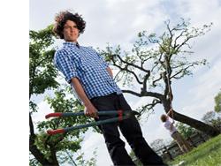 Tuin park en landschap citaverde college for Opleiding tuin