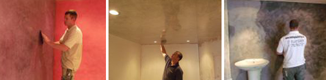 Venetian Marble Plastering Course with Goldtrowel