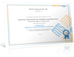 Mental Training Sweden - a distance learning Personal Development Skills training course results in a certificate