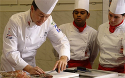 Advanced Certificate in Culinary Arts, Culinary Institute Switzerland