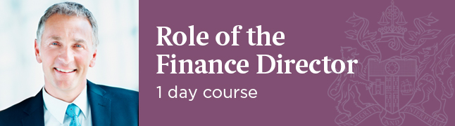 Role of the Finance Director Course