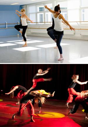 professionell dansare creampie i Stockholm