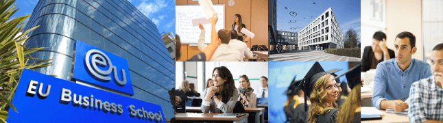 MBA - Communications and PR EU Business School