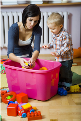 Childcare NVQ Level 3 training course