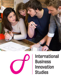 International Business Innovation Studies Students