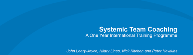 International Systemic Team Coaching