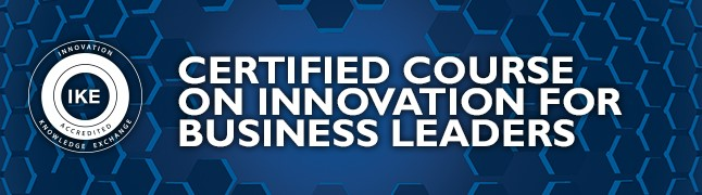 Innovation for Business Leaders Certificate