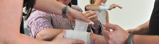 First Aid at Work Requalification (In-House)