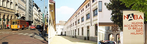 Naba nuova accademia di belle arti for Accademia di milano