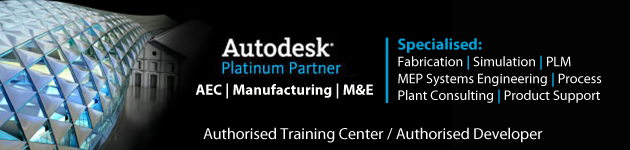 CADLine - An Autodesk Platinum Partner - AutoCAD training courses in the UK