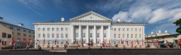 The University of Tartu, Estonia
