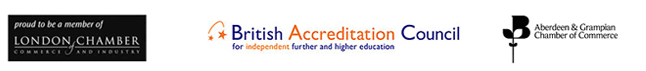CP Training is Accredited by hte British Accreditation Council