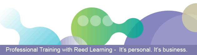 Reed Learning - More than 250 professional development training courses - public or in house