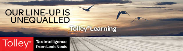 Tolley – the UK tax training division of LexisNexis