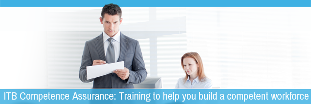 ITB Competence Assurance Ltd - Accredited provider of Quality Assurance, Coaching and Assessor courses