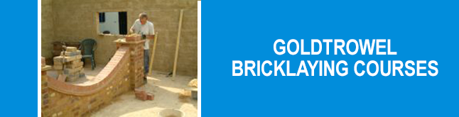 Goldtrowel Bricklaying Courses