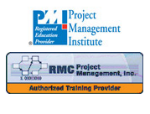 Partnered with RMC Project Management Inc. & Accredited by the PMI