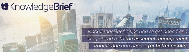 KnowledgeBrief Training
