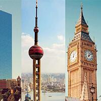 Opplev flere av verdens storbyer imens du studerer!