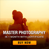 Get a Diploma in Photography Online