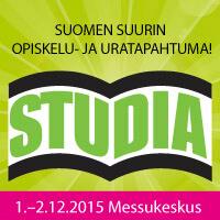 Studia-messut 1.–2.12.2015