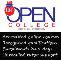 Online, flexible, accredited courses