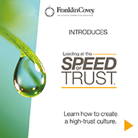 Increase Trust, Increase Speed & Reduce Costs