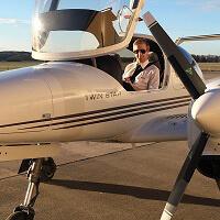 Utbilda dig till pilot på SAA