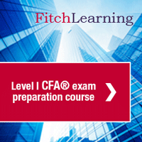 Level 1 CFA® exam preparation