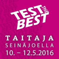 Ammattitaidon SM-kilpailut Seinäjoella 10.–12.5.2016