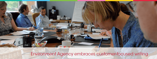 Environment Agency embraces customer-focused writing - Emphasis Training Case Study