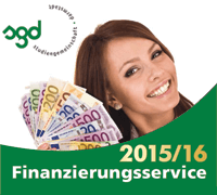 Der SGD-Finanzierungsservice