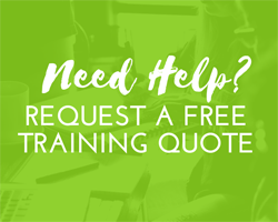 Request a Free Training Quote Today!