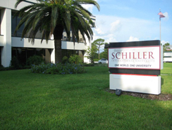 Schiller International University i Florida