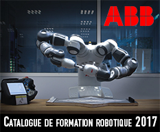 Catalogue robotique ABB 2017